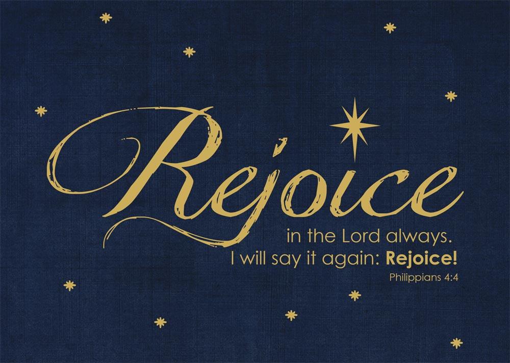 Bethel Place › Rejoice!